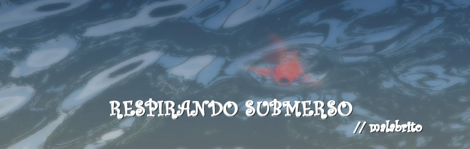 : respirando submerso :