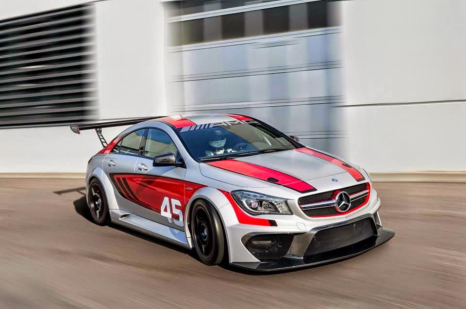 Mercedes benz c117 cla45 amg racing series benztuning for Mercedes benz e series amg