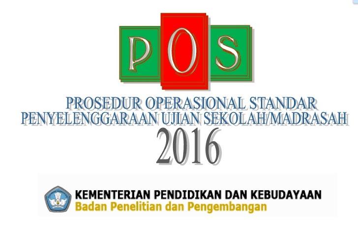 POS Ujian Sekolah (US) SD/MI Tahun 2016