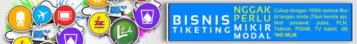 Suka Traveling bisa booking dan issued tiket mandiri