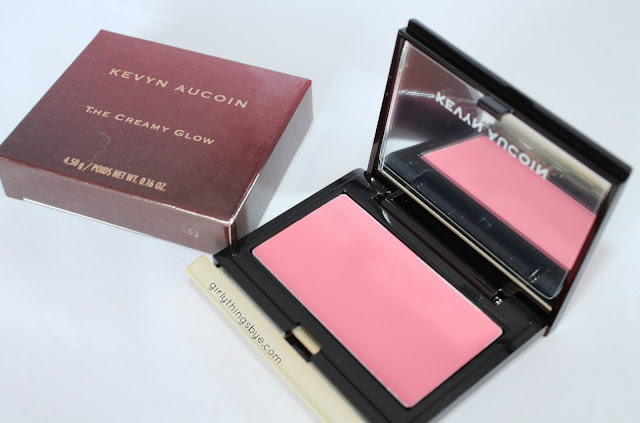 Kevyn Aucoin, Creamy Glow, blush, Pravella, Girly Things by *e*