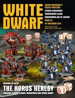 White Dwarf Weekly número 93 de noviembre