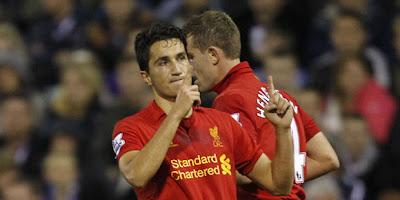 Prediksi Skor Liverpool vs Udinese 5 Oktober 2012