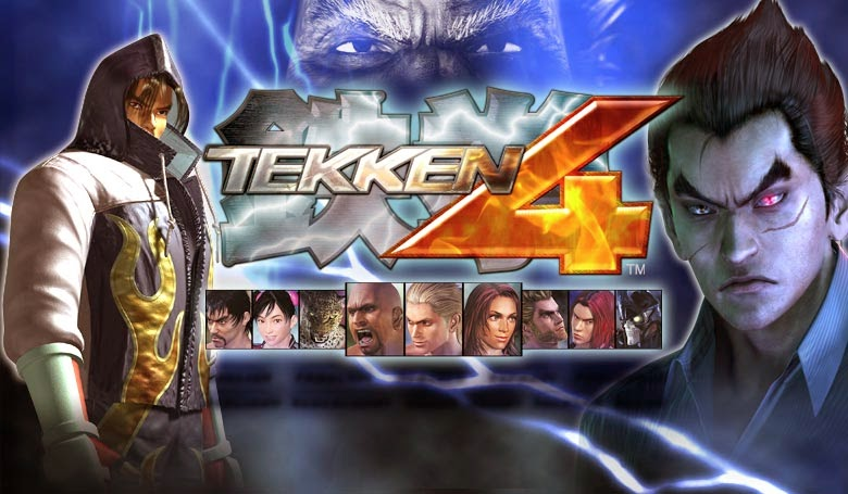 Tekken 4 PC Game Free Download Full Version