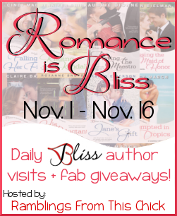 Entangled Bliss Blog Event