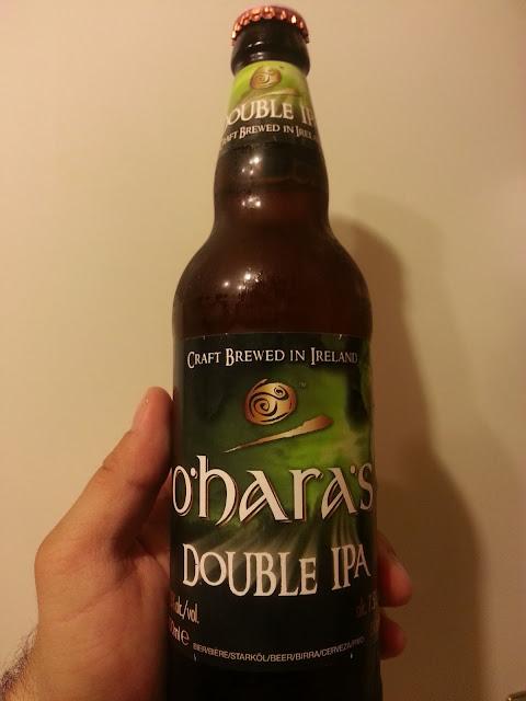 бутылка пива O'Hara's Double IPA