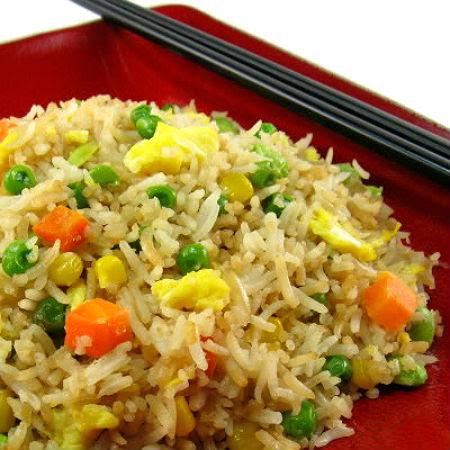 One perfect bite yangzhou fried rice yangzhou fried rice ccuart Images
