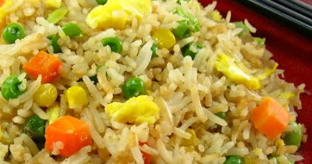 One perfect bite yangzhou fried rice ccuart Images