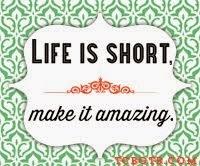 La vida és curta. Fes-la fascinant.