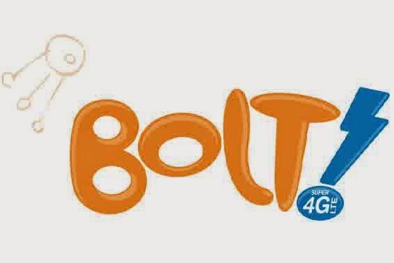 Logo BOLT!