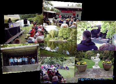 Musikfest im Bürgerpark, Collage