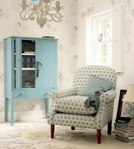 Sal n estilo vintage redise a tu mundo - Salon estilo vintage ...