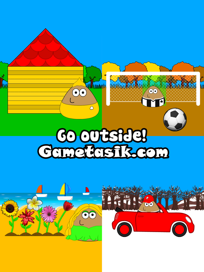 Download Game Pou Android dan PC Gratis