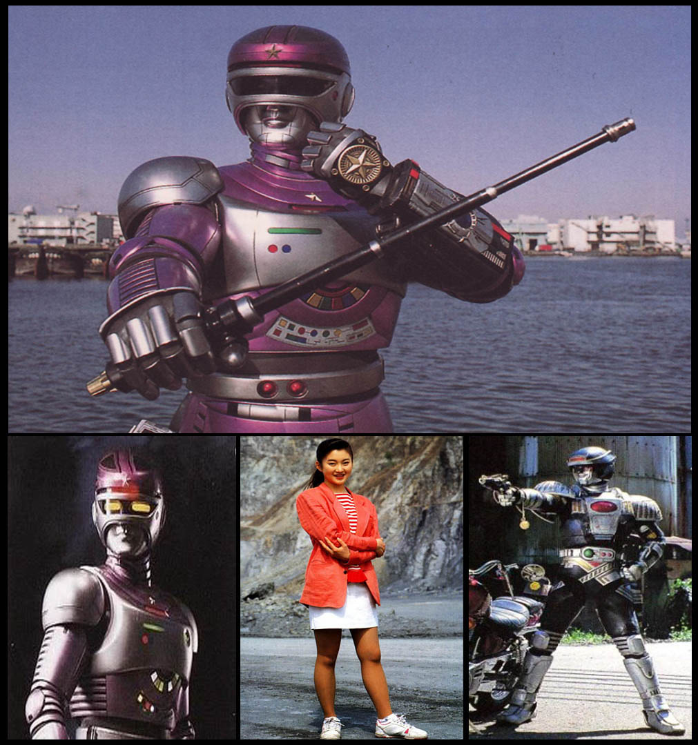 Tokusou Robo Janperson Retro Pilipinas Feature ABC-5 90's Filipino-dubbed Tokusatsu