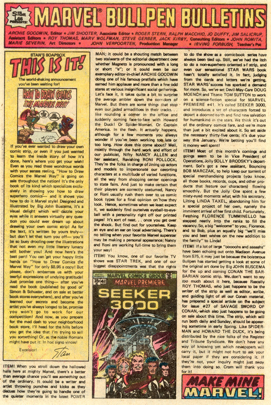 Conan the Barbarian (1970) Issue #85 #97 - English 20