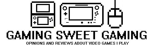 Gaming Sweet Gaming