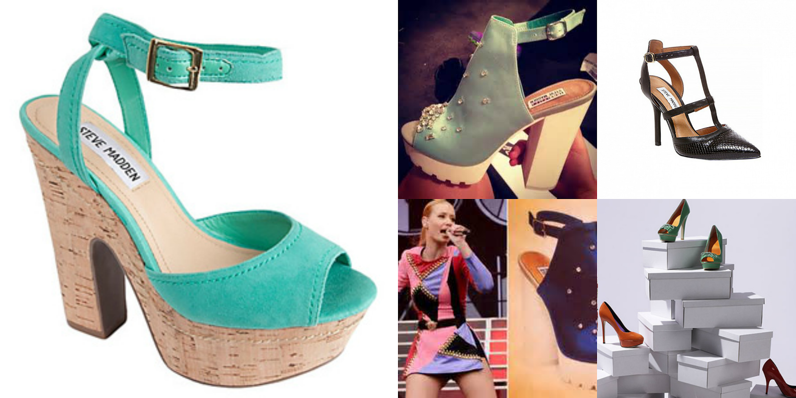 Steve Madden And Iggy Azalea Spring 2015 Shoe Collection