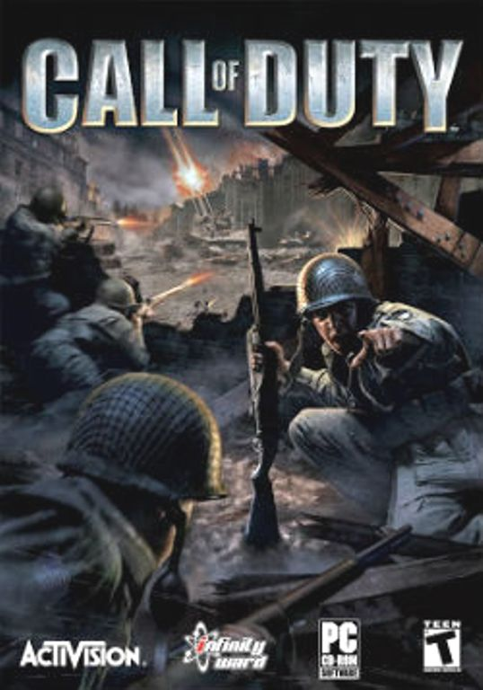 Call of Duty 1 Game Download Free