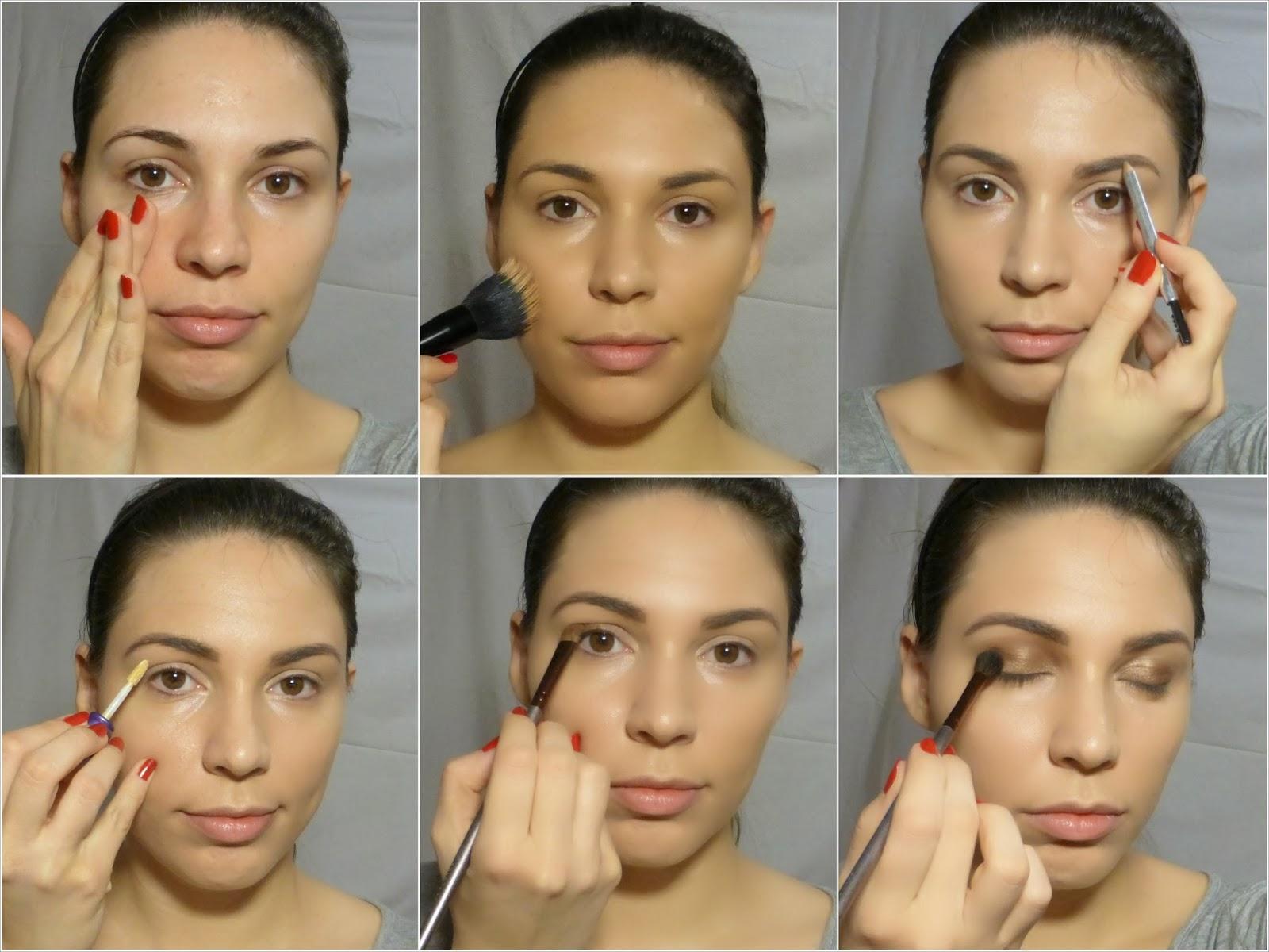 Top MacMarta Make Up: Make Up Tutorial Step By Step: Natalie Portman VL82