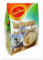KOPI HABBATUS SAUDA AGROMAS- RM15