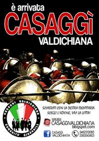 ARRIVA CASAGGì!
