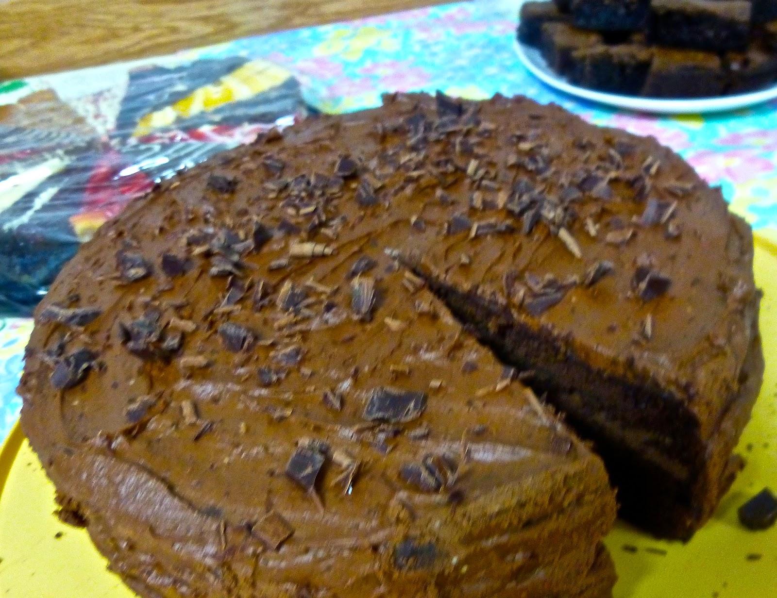 Chocolate Cake Low Carb