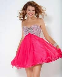 vestido curto para festas de 15 anos bordado - fotos e modelos