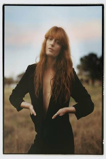Florence and The Machine new album How Big How Blue How Beautiful