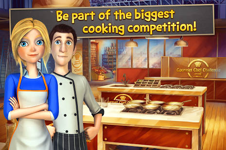 Gourmet Chef Challenge Android APK +Data