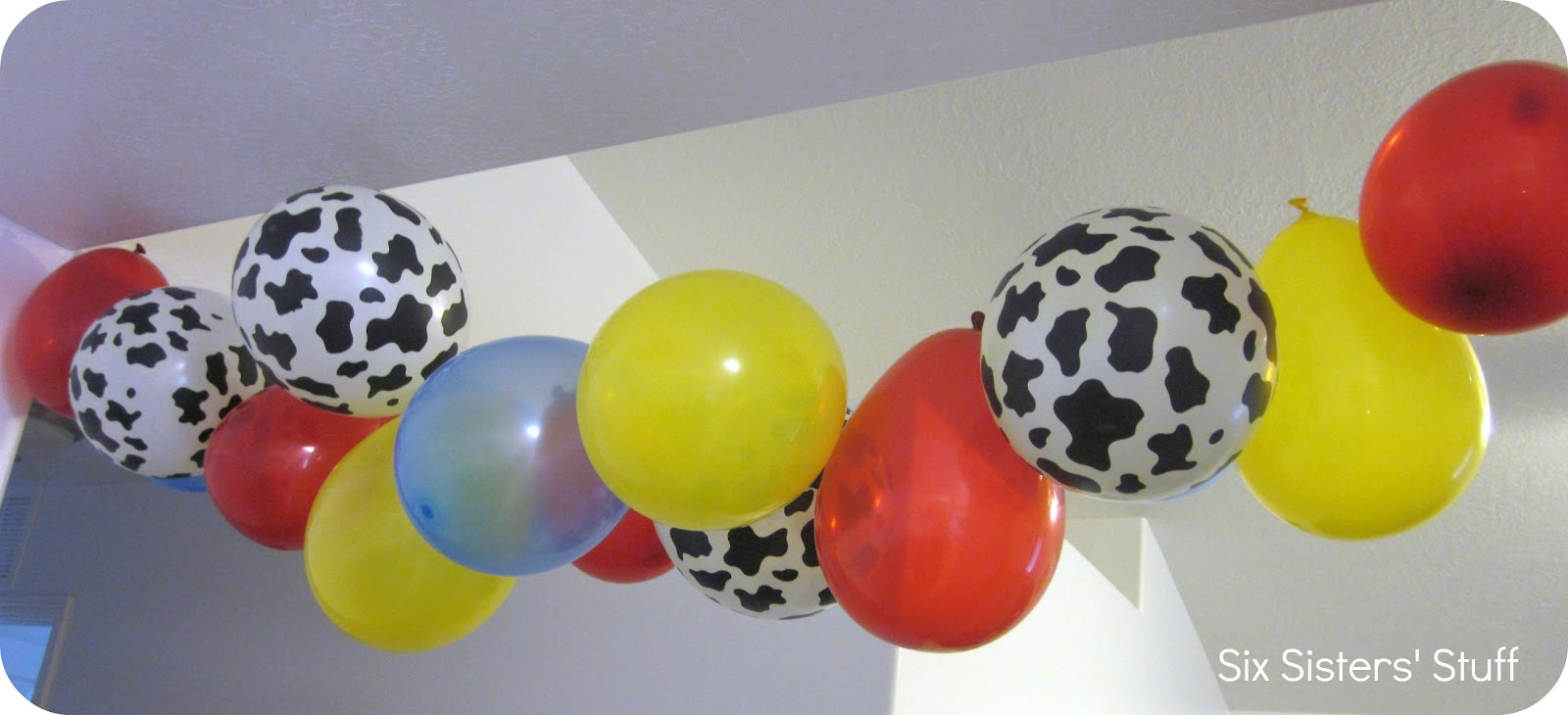Toy Story Themed Birthday Party With Printables Six