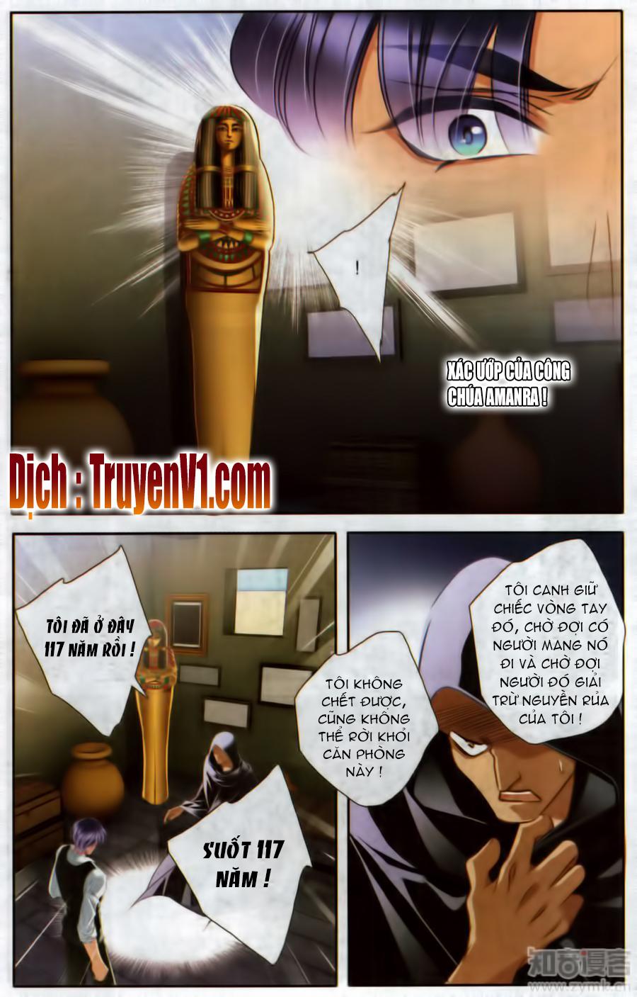 Sủng Phi Của Pharaoh Chap 49.2
