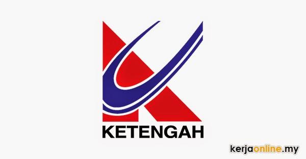 Jawatan Kosong Terkini Lembaga Kemajuan Terengganu Tengah KETENGAH 15 Februari 2015