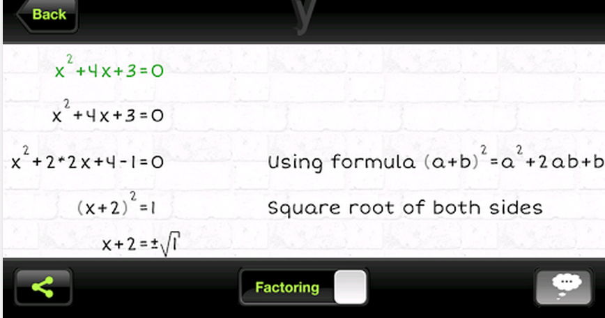 Great Android Apps for Helping Students with Math Homework