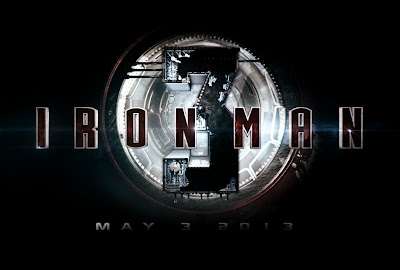 Iron Man 3 Logo HD Wallpaper
