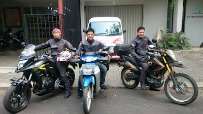 Respiro Heroes - Road to Central Java