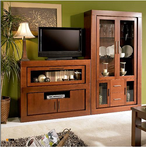 Muebles y carpinteria capita sal n completo for Muebles salon completo