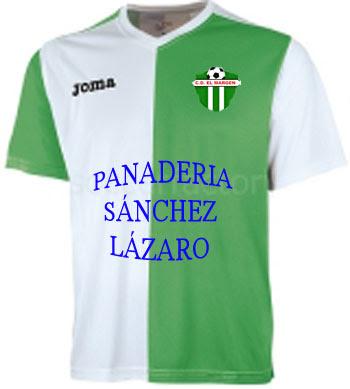 CAMISETA TEMPORADA 2011-2012
