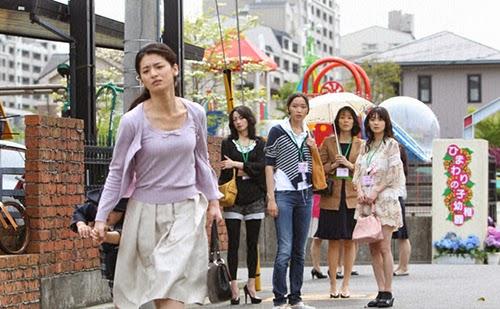 Những bà nội trợ kiểu Nhật