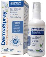 Dermaspray Intensive pentru o piele frumoasa