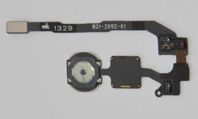 flex del boton de inicio del iphone 5s y 5c