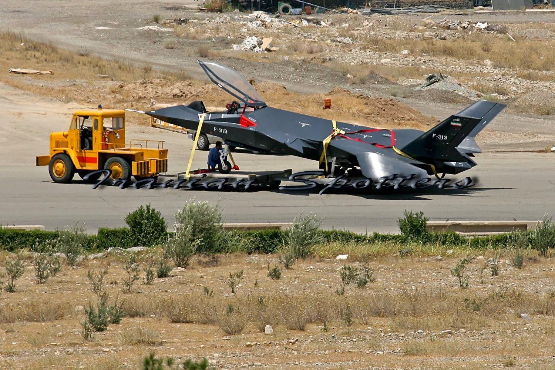 Fuerzas Armadas de la República Islámica de Irán  F-313