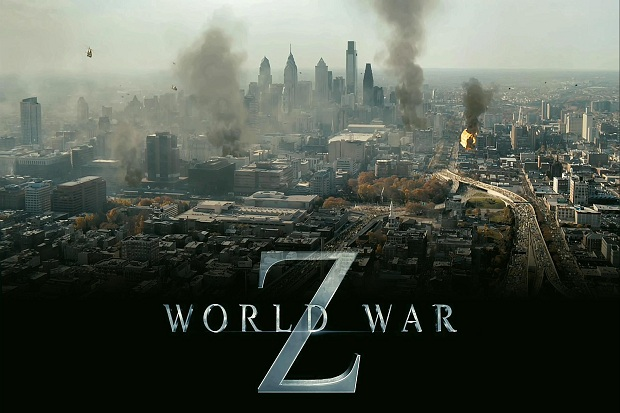 WORLD WAR Z POST APOCALYPTIC POSTER