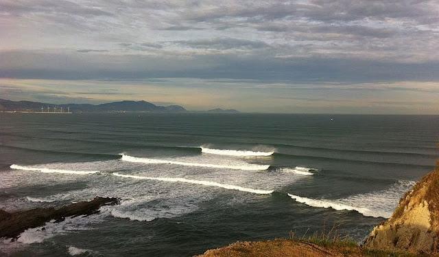 Surf en La Triangu - Sopelana