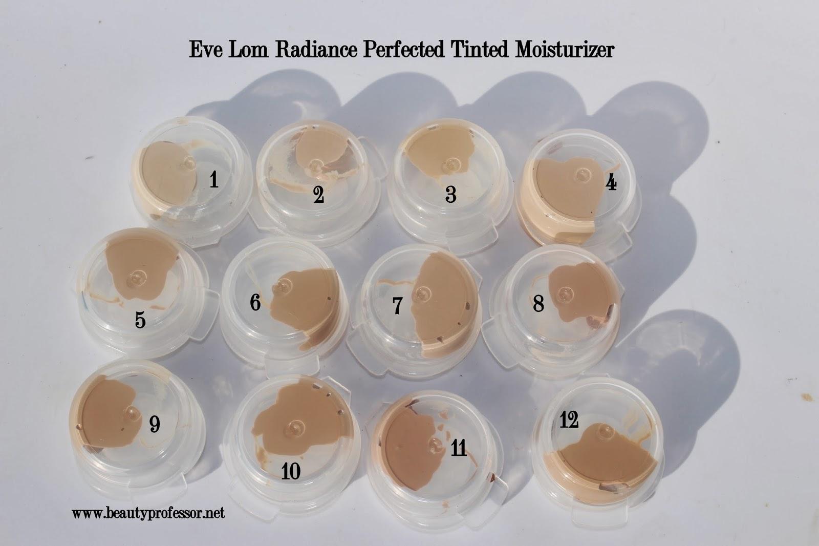 Beauty Professor Eve Lom Perfected Tinted Moisturizer