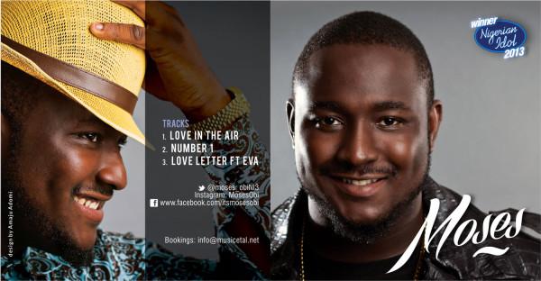 Nigerian Idol Season 3 Winner Moses new singles