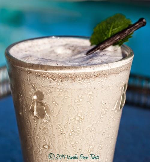 Tahitian Vanilla Bean Malted Milkshake 2