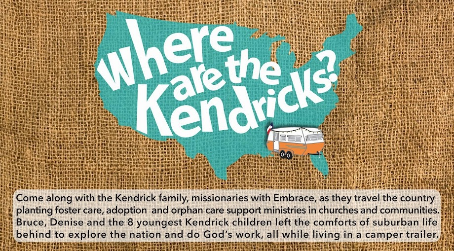 Where are the Kendricks?