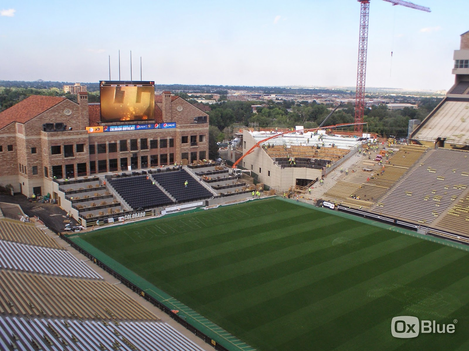 Audi field webcam