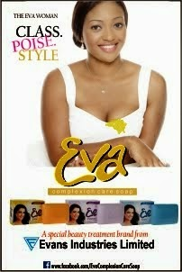 Eva: Class! Poise! Style!