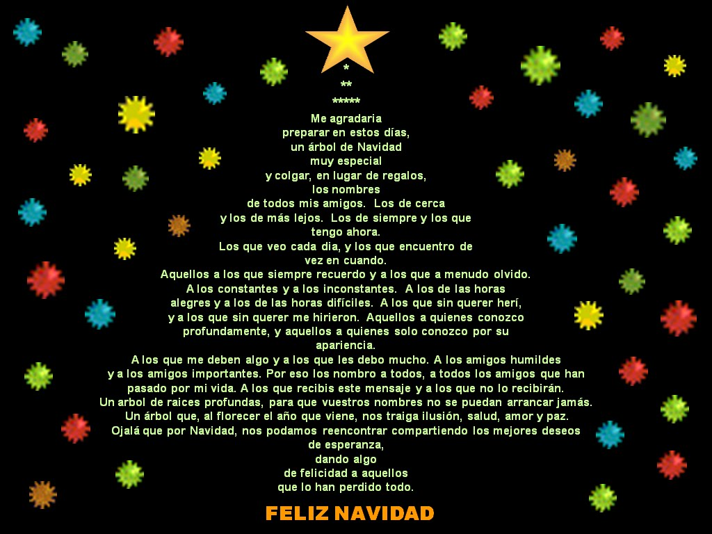 De amor y pedagog a ideas para la navidad 2012 - Cuento del arbol de navidad ...